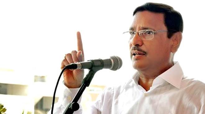 তামাশার নির্বাচন বললেও জয়ী হয় বিএনপি : ওবায়দুল কাদের