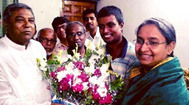 চাঁদপুর পৌরসভায় আ'লীগ প্রার্থী বিপুল ভোটে জয়ী