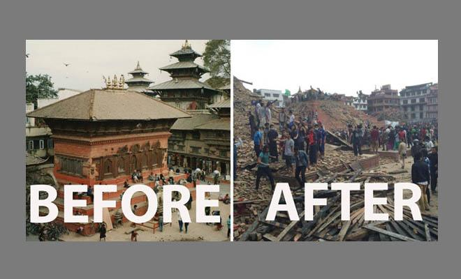 <font face='verdana'><font size='2'>At least 114 killed in Nepal quake</font>